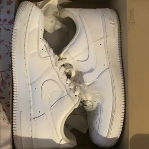 Nike Air forces For men size 8/1'2